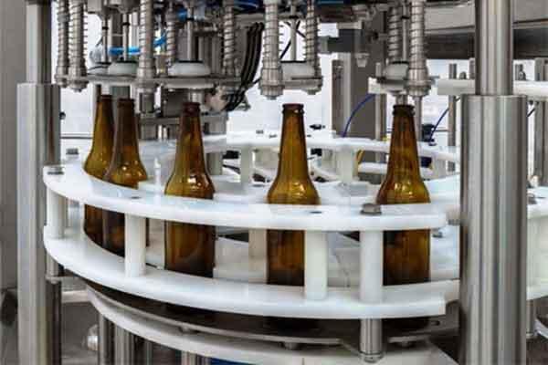 Beer filling system
