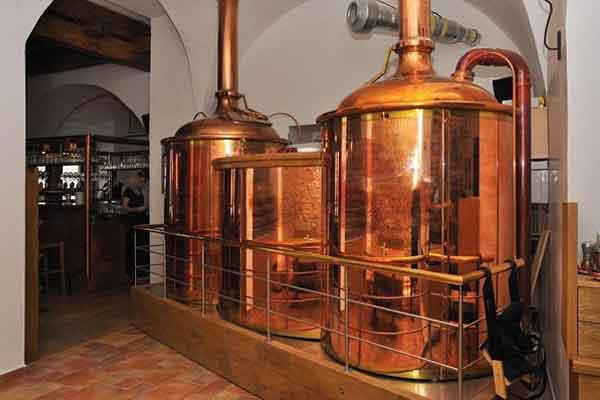 Sistem za pripravo piva