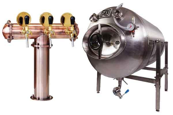 Beer dispenzing equipment
