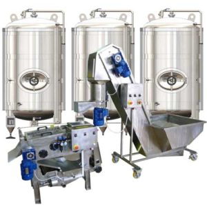 , Cider | Production lines – Fully equipped sets