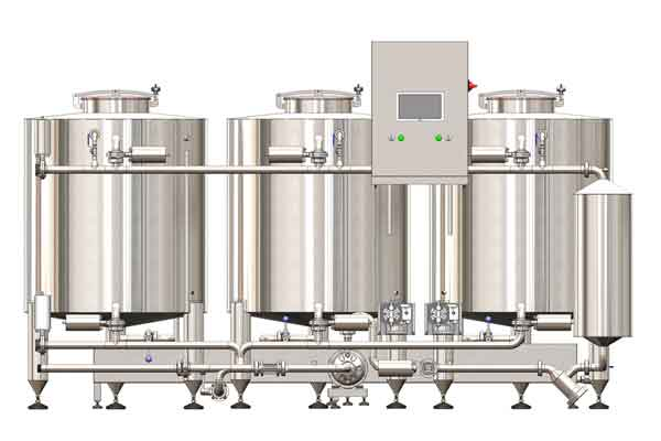 Beer - Cleaning & sanitizing systems