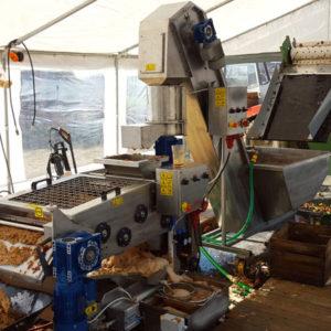 , Cider | Fruit processing system
