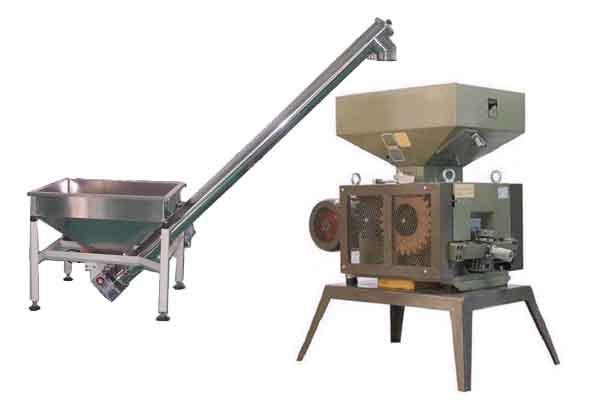 Malt processing system