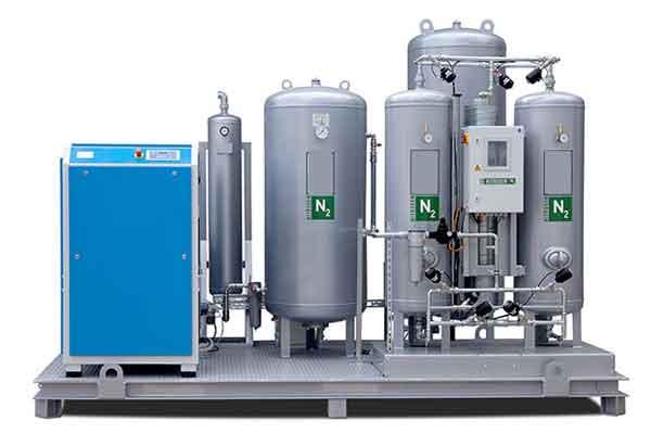 Beer - Nitrogen system