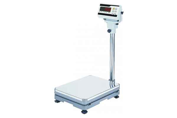 Scales for raw material