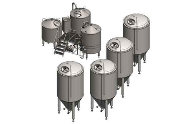 Pivovary kompaktní