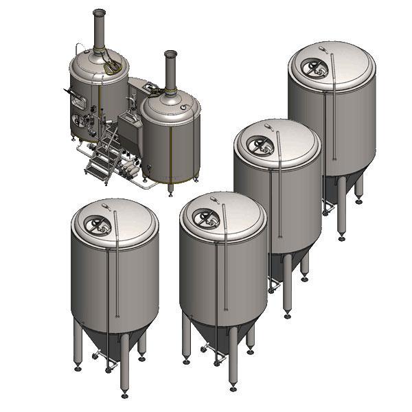 Pivovary CLASSIC 1000