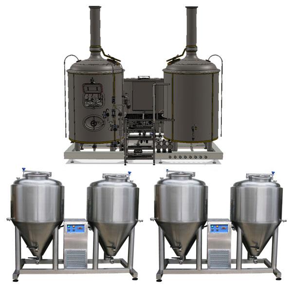 Pivovary MODULO CLASSIC 1000