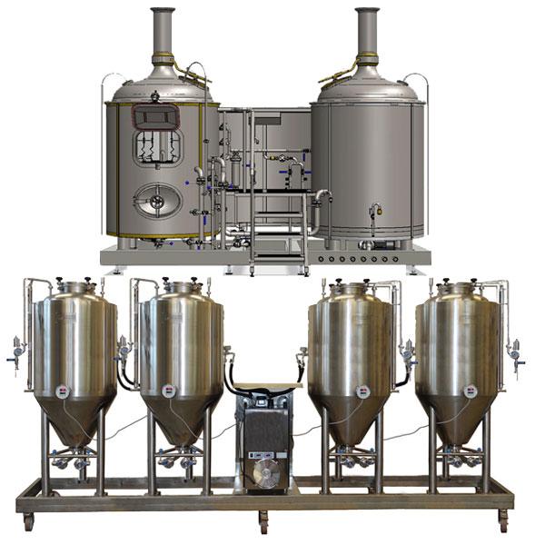 Pivovary MODULO CLASSIC 500