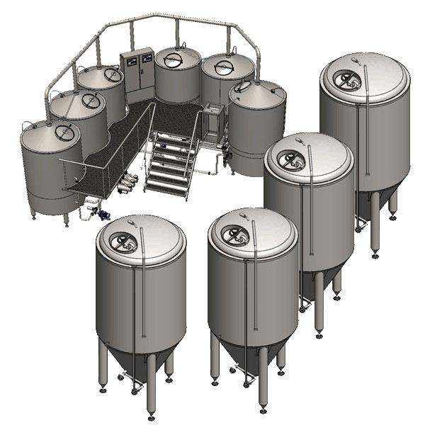 Pivovary OPPIDUM 1000