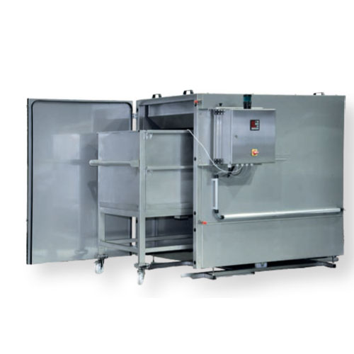 Chamber pasteurizers