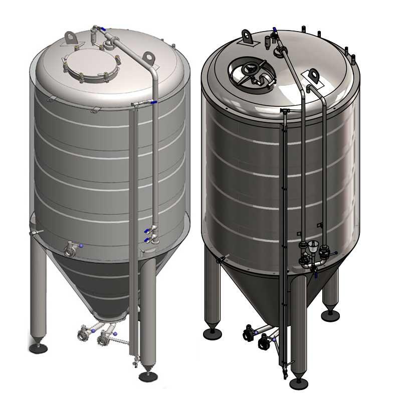 Cilindrično konusni spremnici za fermentaciju piva - CLASSIC