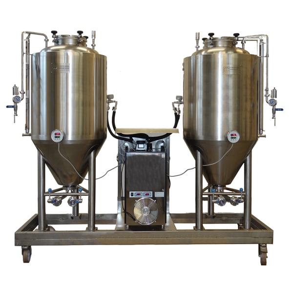 Plastični spremnici za fermentaciju piva