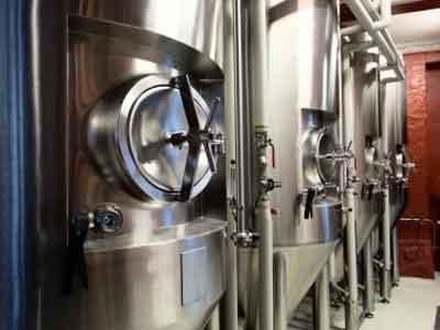 Alus - fermentācijas sistēma