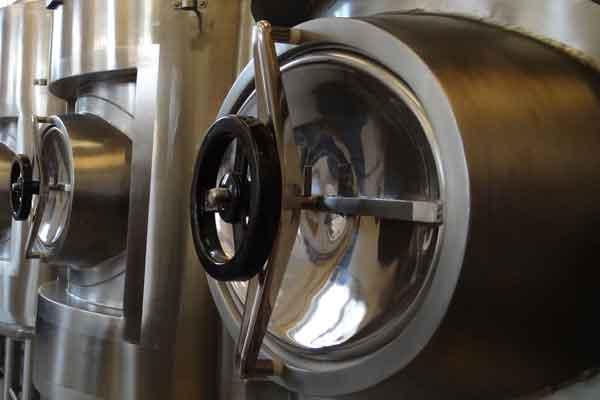 Sidra fermentācijas sistēma