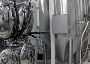 , Beer | Secondary fermentation tanks