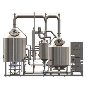 Breworx Classic-ECO wort brew machine - front view
