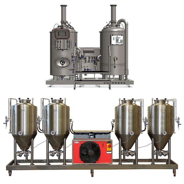 Pivovary MODULO CLASSIC 250