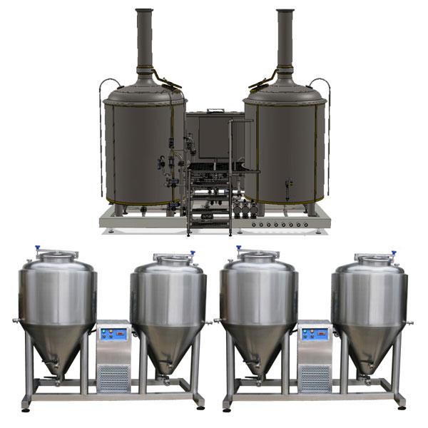 Breweries MODULO LITE-ME 1000