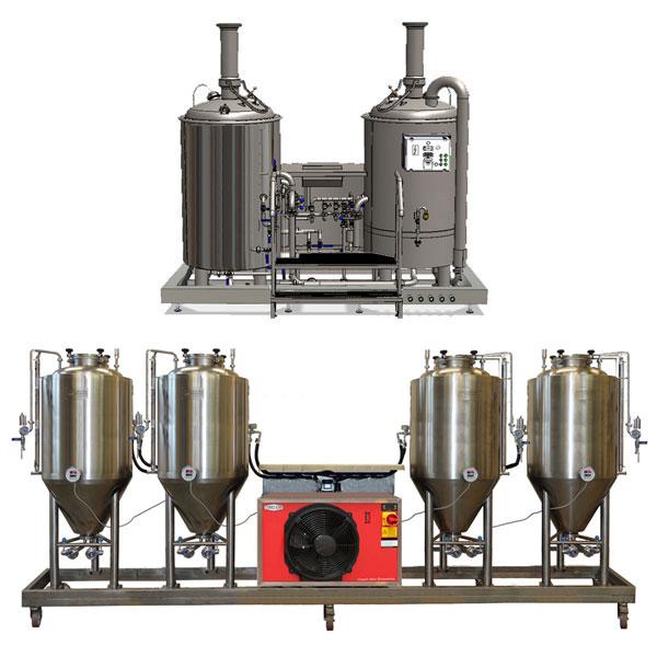 Breweries MODULO LITE-ME 250