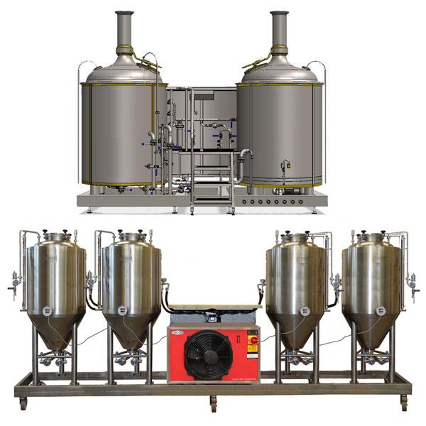 Breweries MODULO LITE-ME 500