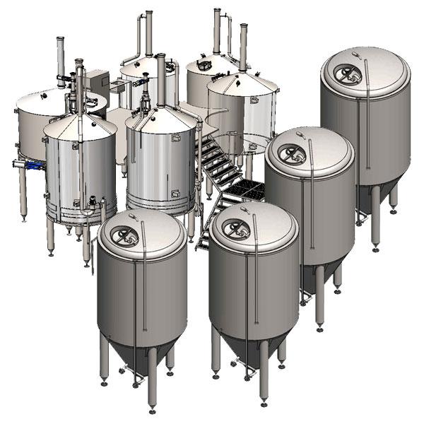 Breweries OPPIDUM 4000