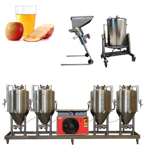 Ciderlijnen Modulo 250