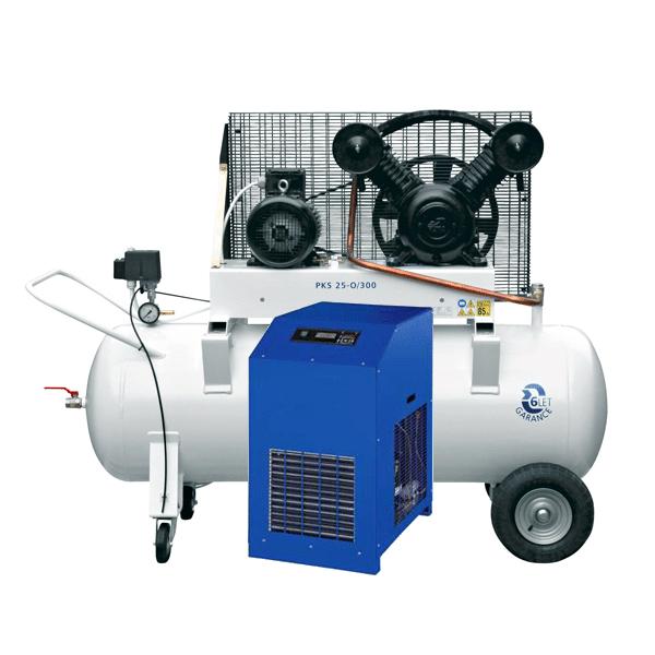 Kompresorë dhe tharës të ajrit