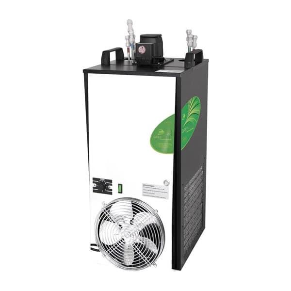 Dispensing beer water coolers