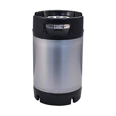 Pressure beer fermentation kegs