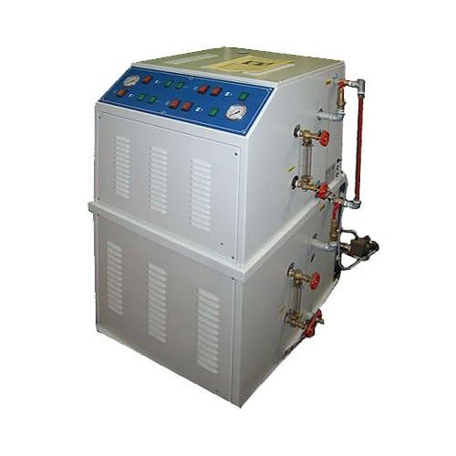 Electric steam generators