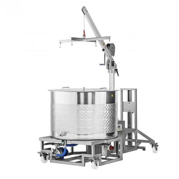 Mesin pembuat minuman wort Brewmaster