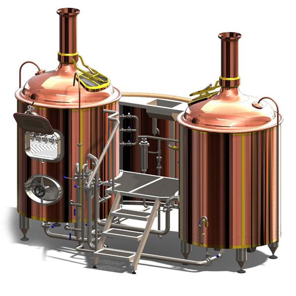 Машини за приготвяне на пивна мъст Breworx Classic