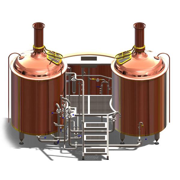 Машини за приготвяне на пивна мъст Lite-ME