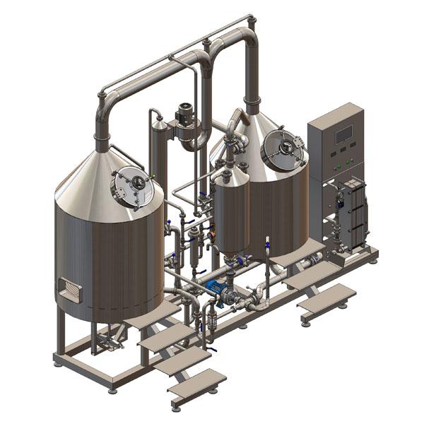Машини за приготвяне на пивна мъст Breworx Classic-Eco