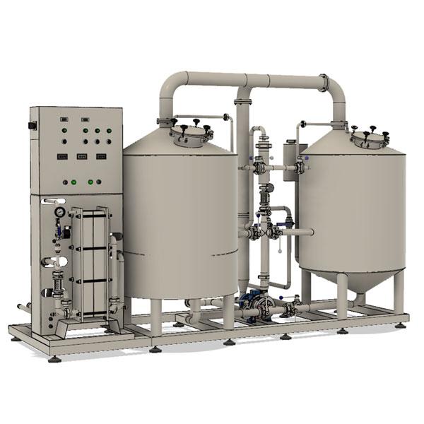 Машини за приготвяне на пивна мъст Breworx Lite-Eco
